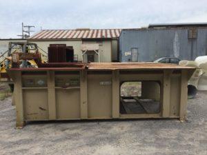 Galbreath PF6055 2.5 Cubic Yard Compactor
