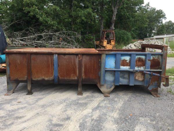 Holt Solid Waste Handling Equipment MP-4 Trash Compactor