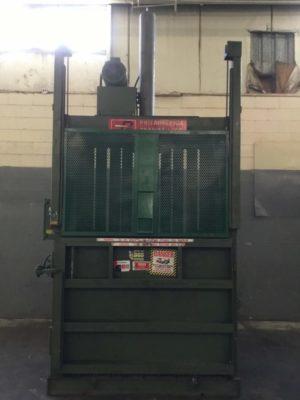 Philadelphia Tramrail Downstroke Cardboard Baler HT10067-O0