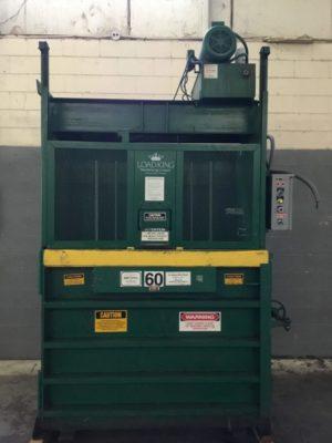 Load King Downstroke Cardboard Baler 1003910-HD-6030