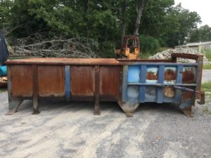 Holt Solid Waste Handling Equipment MP-4 Trash Compactor