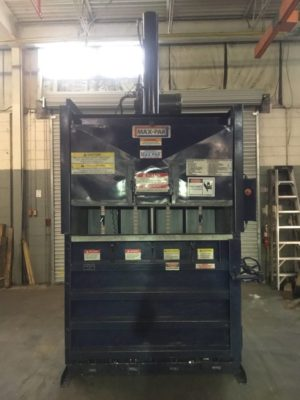 Max-Pak Vertical Baler MP60HD