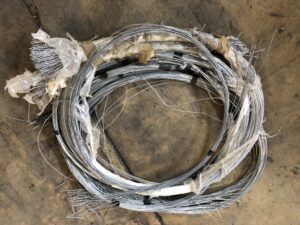 Assorted Baling Wire