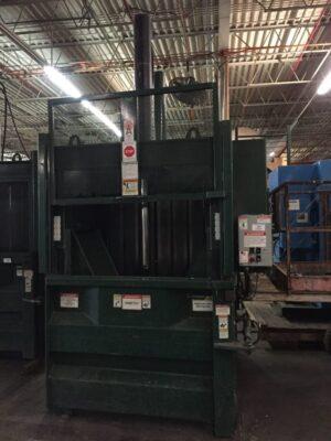 Wastequip 6030XHD Cardboard Baler
