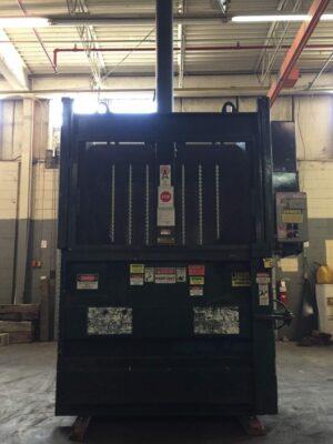 Wastequip 6030XHD Vertical Baler