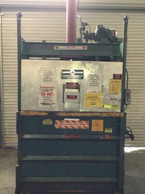 Load King Vertical Cardboard Baler VB-6036-WL