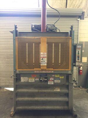 Marathon V-6030-02 Vertical Cardboard  Baler CCR14006