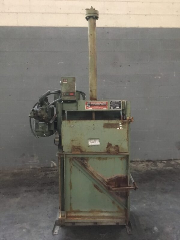 Consolidated Baling Machine STDS-O