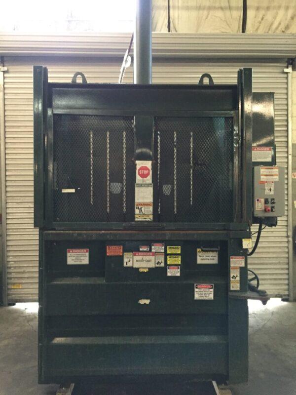Wastequip 60HD Baler CCR14019
