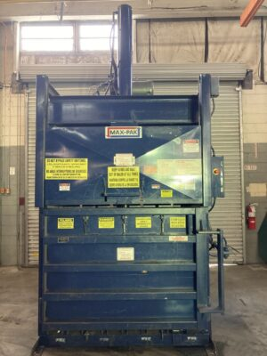 Max-Pak Vertical Baler MP60HD CCR14654