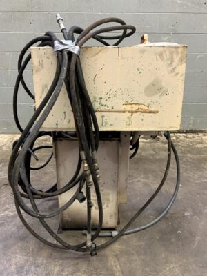 Galbreath 832WPC Compactor Power Unit